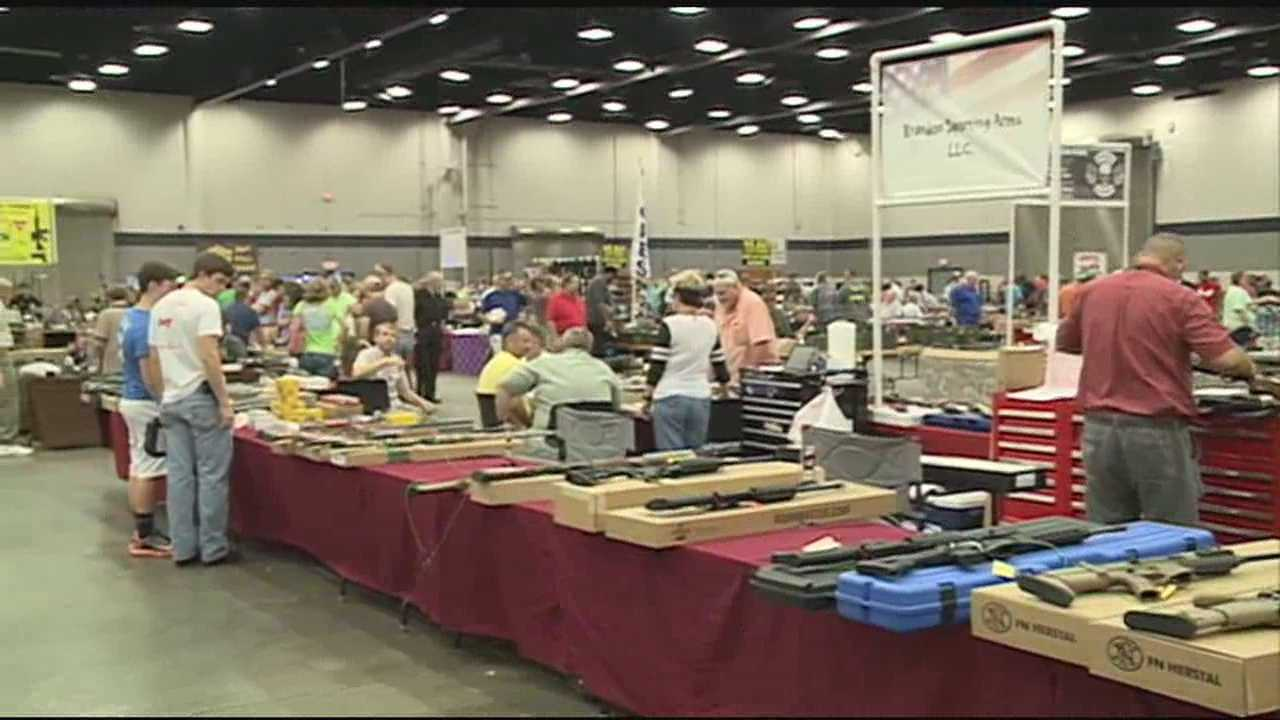 Mississippi is in the final hours of its first ever tax free guns and ammo weekend.
