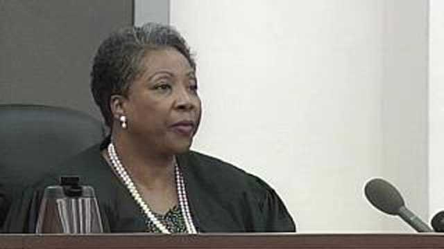 Hinds County Circuit Court Judge Tomie Green