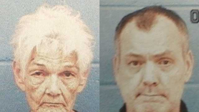 The bodies of Frances Copsy and her son Ronald Whittington were found in a home in Lincoln County.