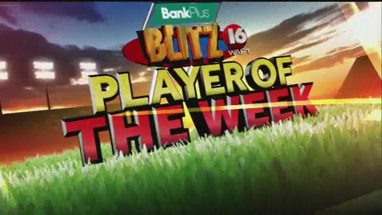 Pearl senior running back Jordan Wright earns BankPlus, Blitz 16 Player of the Week honors&#x3B; he becomes the 2nd player to ever win the award in three different seasons (Gardner Minshew)