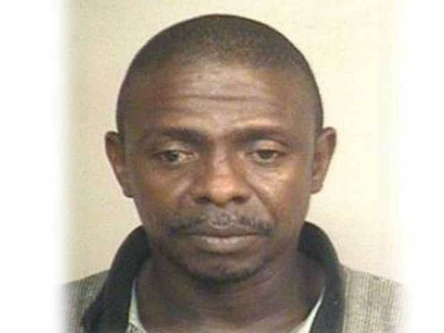 Derrick Wilson, 49, is charged with armed carjacking, Jackson police say.