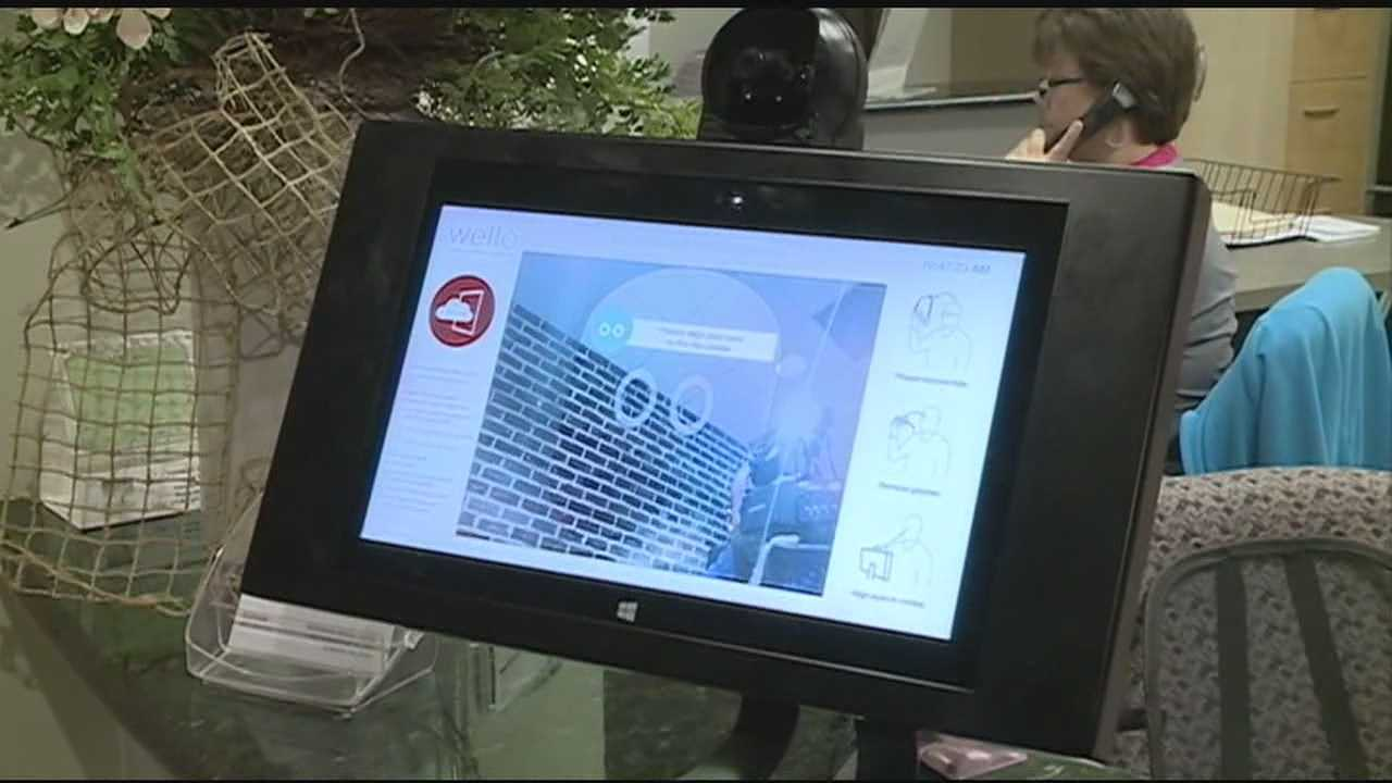A dentist in Flowood is the first in this area to install a so-called sickness-detector in his office.