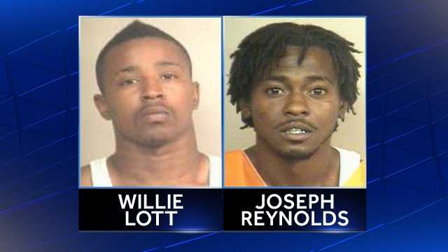 Willie Lott, Joseph Reynolds
