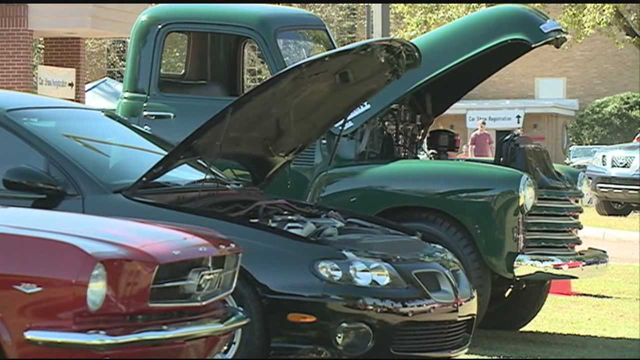 A classic car show is rolling to Madison this weekend.