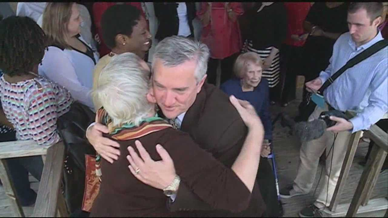 Scott Simmons reports on the upcoming Senate Election between Travis Childers and Thad Cochran