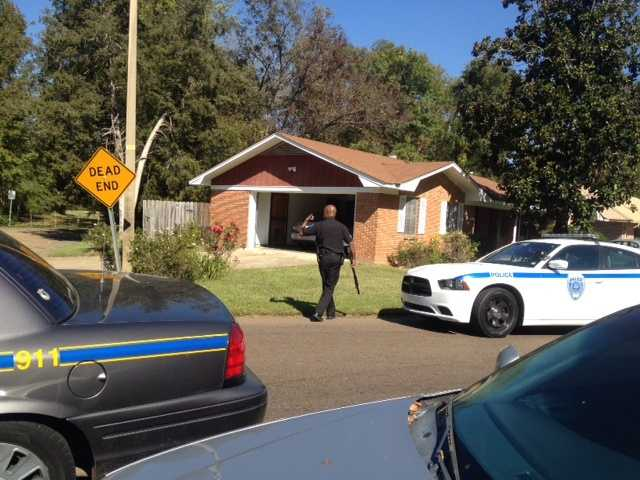 Police said a man died after he was shot in the chest on Abraham Lincoln Drive.
