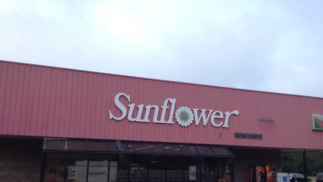 Sunflower, Utica's only grocery store, is closing.