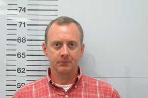 James Woodson, 41, of Ridgeland, is charged with rape in Oxford, police say.