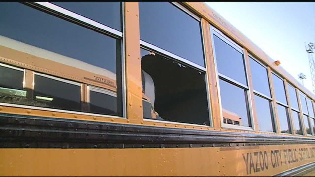Three juveniles were arrested after a group of kids attacked a Yazoo City school bus.