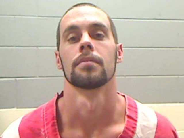 James Wesley Adcock jr., 24, of Brandon, is charged in connection with five residential burglaries in Rankin County, the sheriff says.