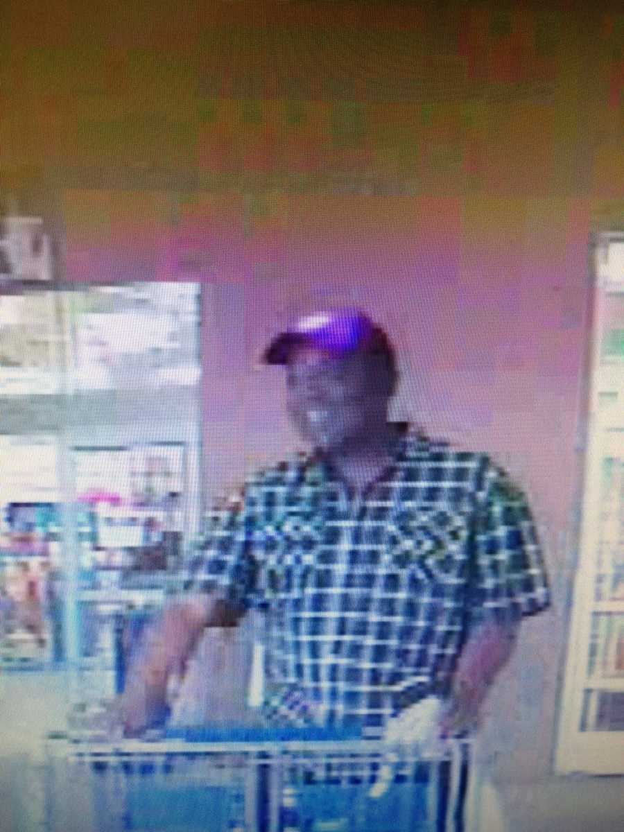Pearl police release surveillance video of a man they say forged a check at Sam's Club.