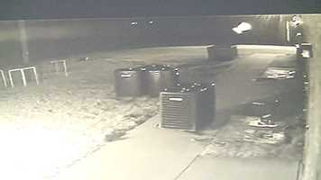 Six AC units were stolen from the church Thursday night.