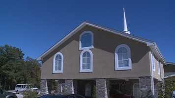 Salem MB Church is asking that anyone who has information about the thefts call police or Crime Stoppers at 601-355-TIPS.