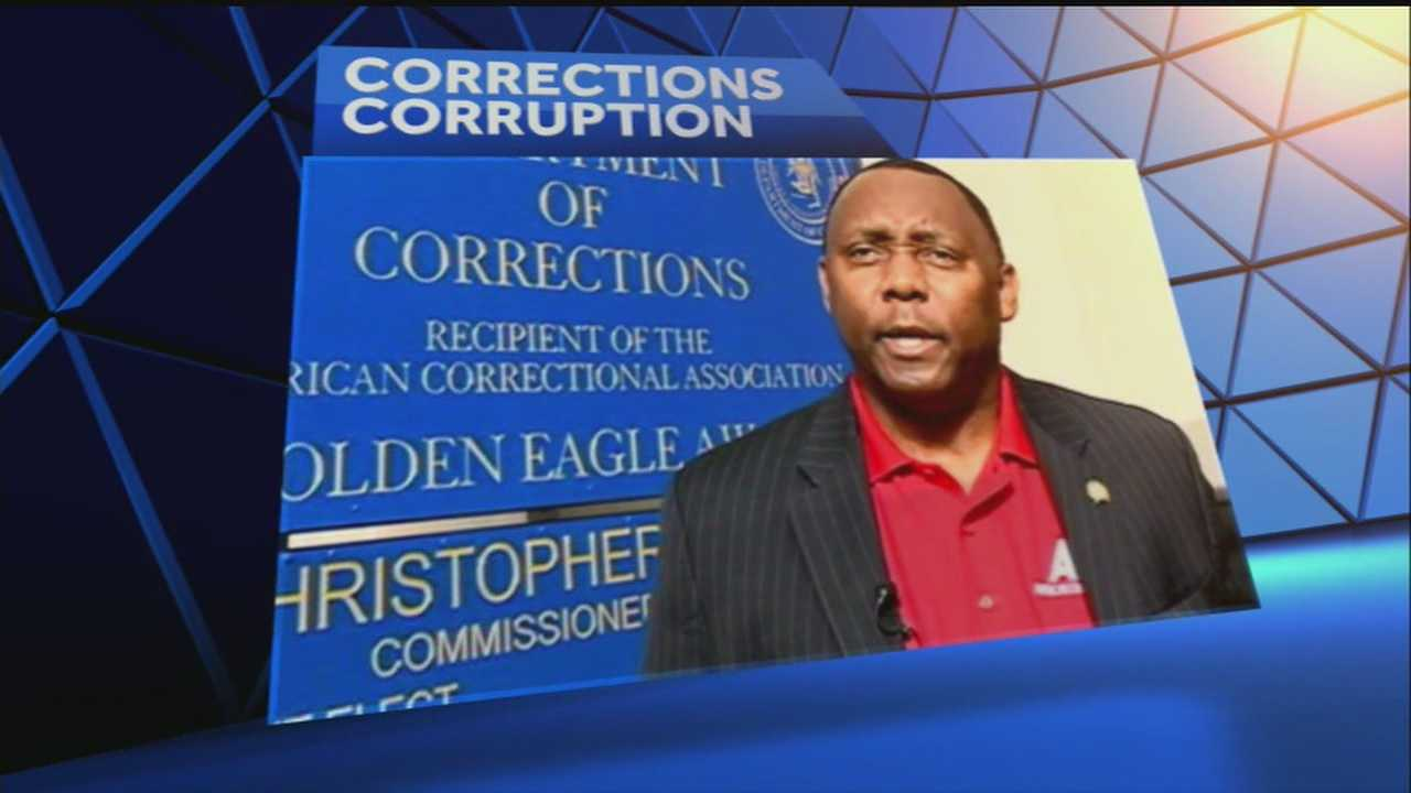 Gov. Bryant JUST announced all contracts LISTED IN the indictment of former MDOC Commissioner WILL Be re-bid.