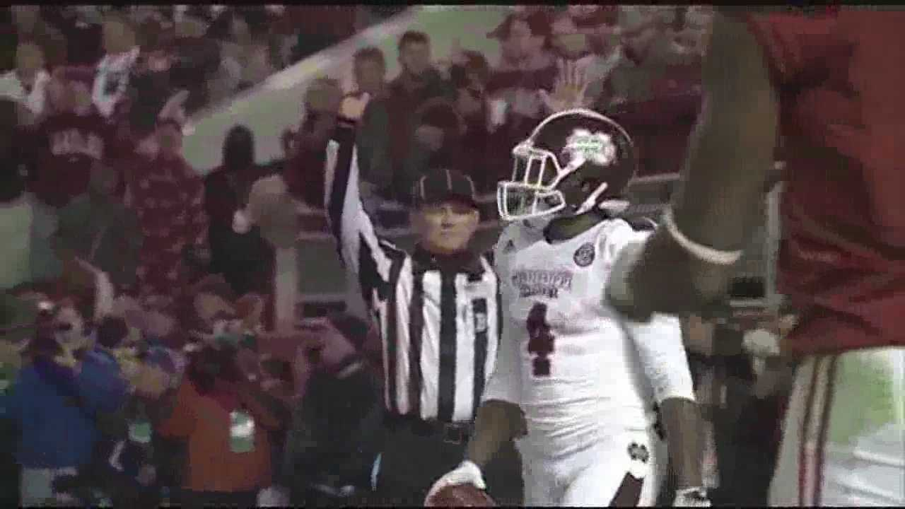 Top ranked Mississippi State lost is first game of season on Saturday at the hands of 5th ranked Alabama.