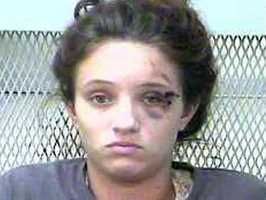 Kaleigh Anne Dartez, 19, is charged with DUI causing death, the Harrison County Sheriff's Office says.