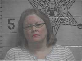 Freda Stuart, who was a teacher at the Walnut Grove Correctional Facility, is accused of having sex with an inmate, authorities say.