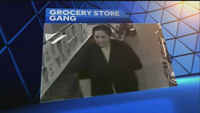 Police believe this woman is the ringleader.