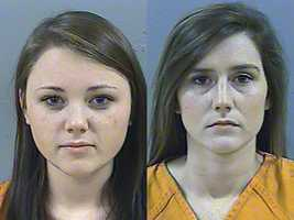 Sarah Graves and Shelbie Richards on Dec. 12, 2014, plead guilty to one count each of conspiring to violate the federal hate crime law. Graves was later sentenced to five years in prison and Richards was sentenced to eight years.
