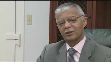 No. 4: Jackson Mayor Chokwe Lumumba dies