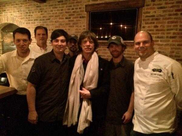 No. 15: Mick Jagger spotted out and about in Jackson