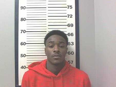 Eddie Devine, 16, is charged with felony carjacking, Flowood police say.