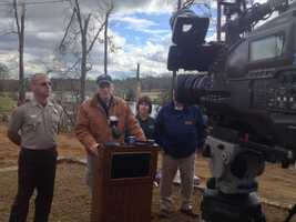 Gov. Phil Bryant said the tornado that hit Marion County was an EF3.