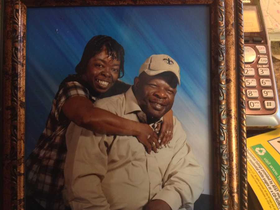 Leonardo Drummond and Josie White were killed when a tornado hit their Jones County mobile home.