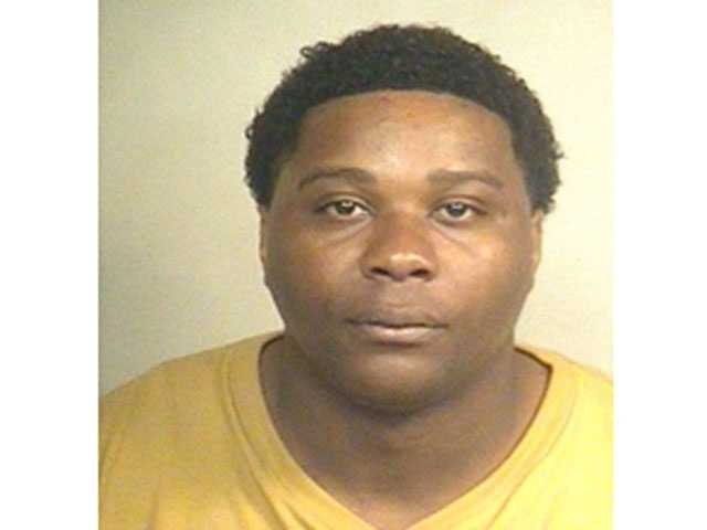 Antonio Ray Liddell, 30, is charged with four counts of armed robbery of an individual, Jackson police say.