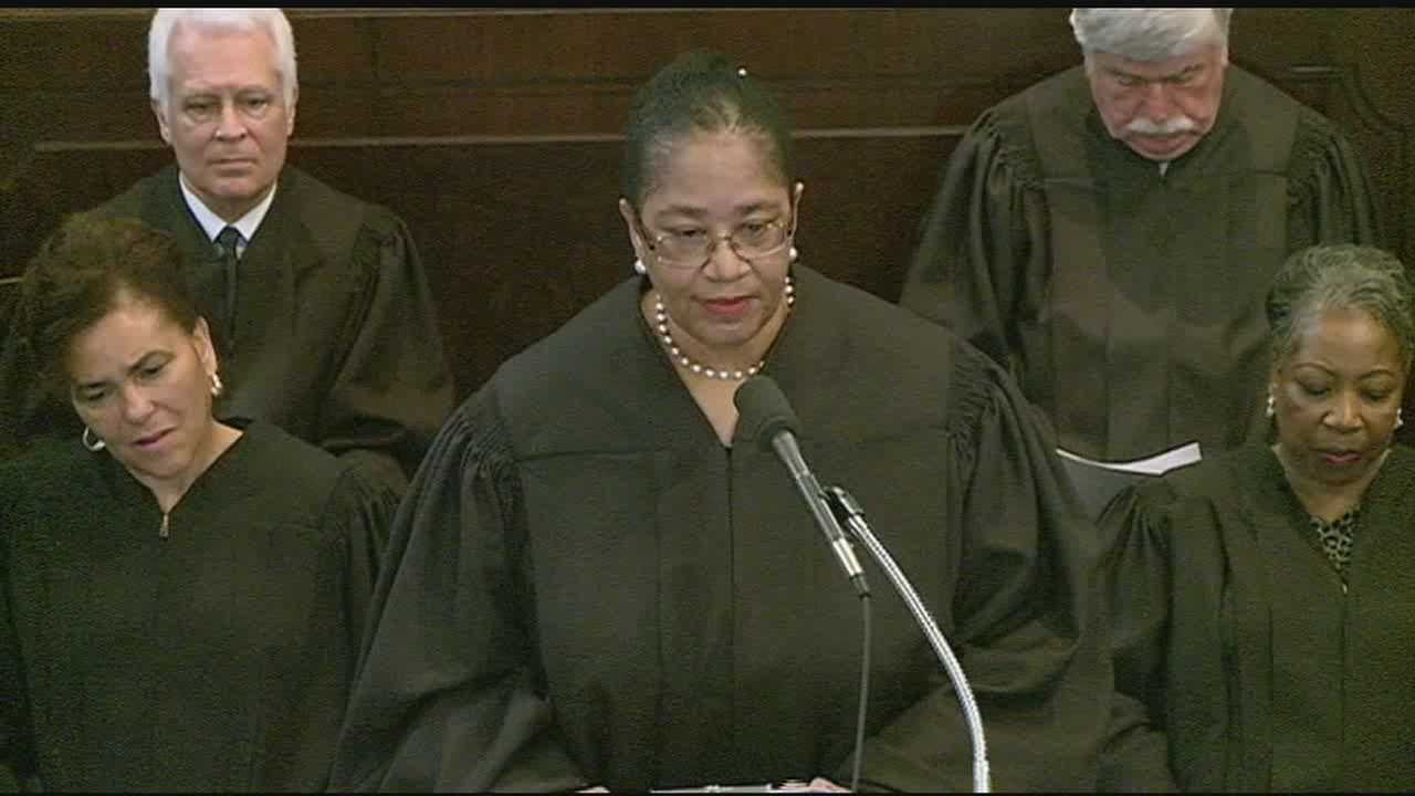 Hinds County Judge LaRita Cooper Stokes
