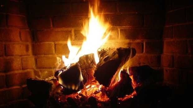 """Have a three-foot """"kid-freezone"""" around open open fires. Supervise children when a fireplace, fire pit or other space heater is being used. Use a metal screen to prevent contact burns."""