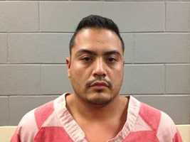 Adrian Rojas-Jaimes, 27, of Houston, Texas, is charged with possession of cocaine in Rankin County.