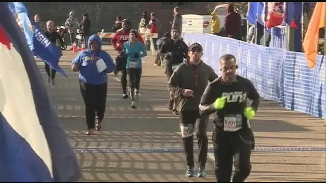 The Mississippi Blues Marathon 2015