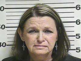 Mona Renee Kinworthy faces embezzlement charges in Gulfport.