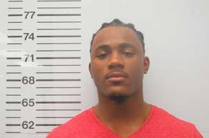 Damore'ea Stringfellow is charged with disorderly conduct, the Lafayette County Sheriff's Department says.