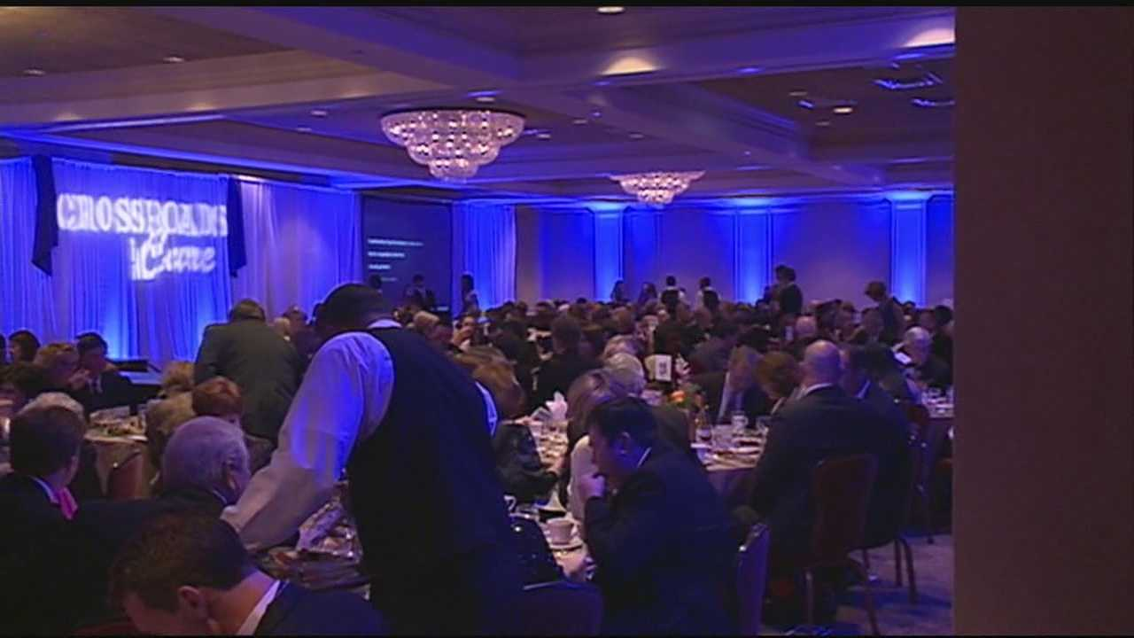 Tomorrow hundreds of people will pack the 2015 hope gala.