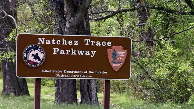 """Travel the Natchez Trace Parkway. """"Take your time and enjoy some of the stops."""""""