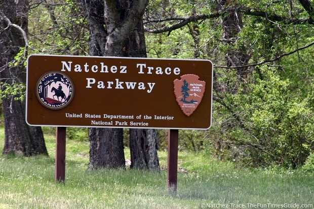 "Travel the Natchez Trace Parkway. ""Take your time and enjoy some of the stops."""
