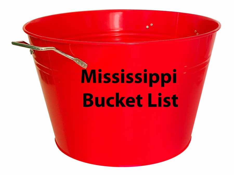 "16 WAPT News recently asked Facebook fans what they would tell a new resident to see or do in Mississippi. From the responses we created a ""must see, must do"" Mississippi bucket list."