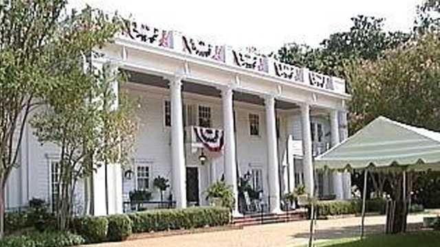 Spend a night at the Fairview Inn on North State Street in Jackson.
