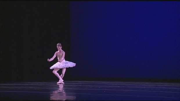 Attend the International Ballet Competition in Jackson.