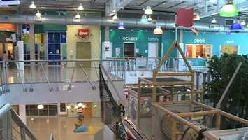Spend the day at the Mississippi Children's Museum.