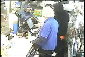 McComb police are investigating the robbery of the Blue Sky convenience store at 1629 Delaware Ave.