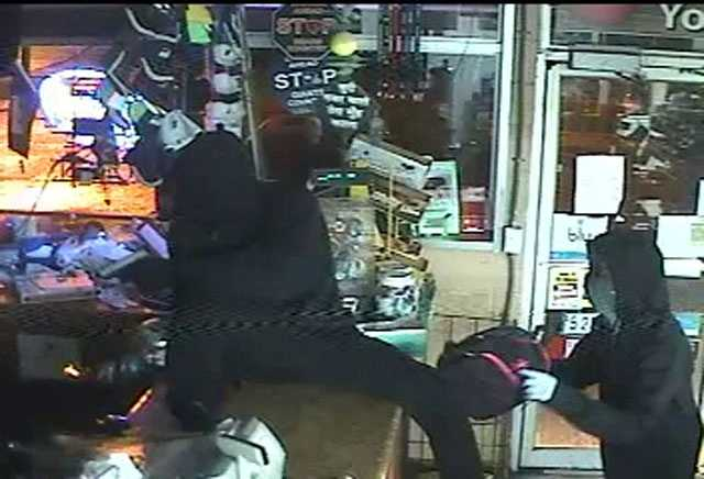 McComb police are also investigating an armed robbery at VK's Quick Stop at 610 W. Presley Blvd.