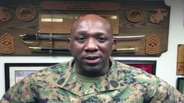 Sgt. Maj. Ronald Green