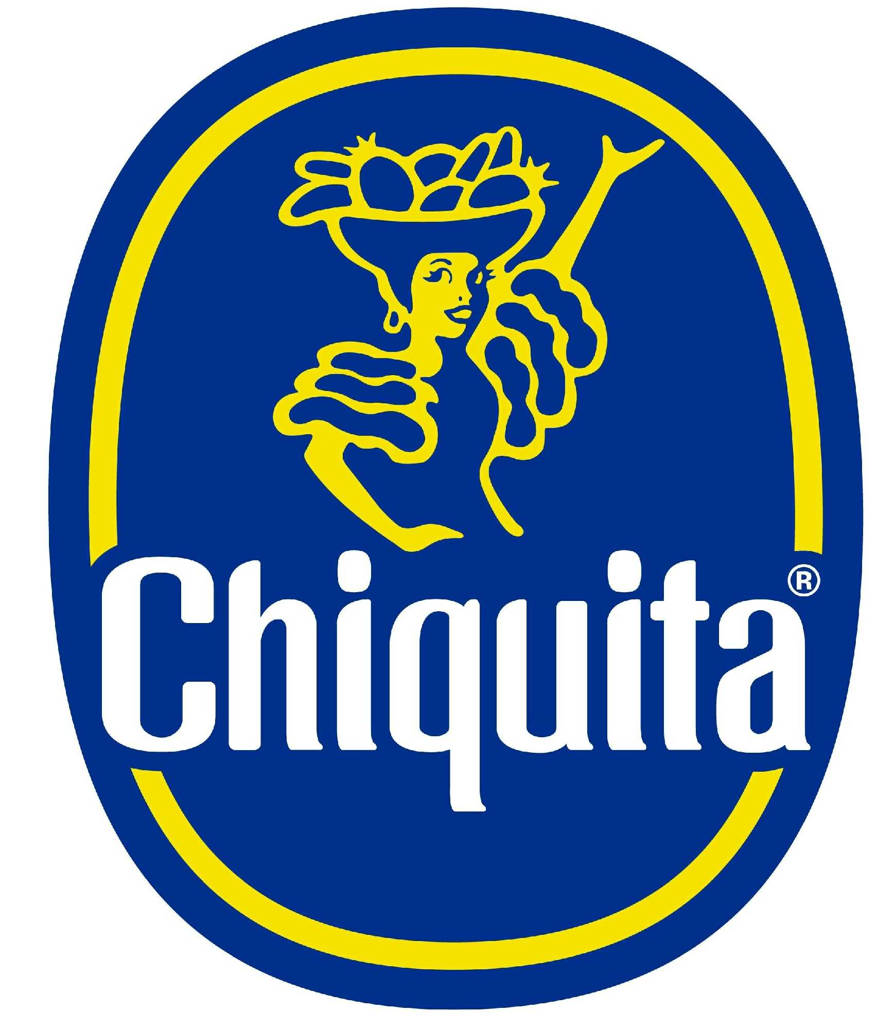 chiquita Think of bananas and you probably think of chiquita and the familiar blue sticker for good reason we were the first company to brand the banana back in 1944, when we introduced miss chiquita.