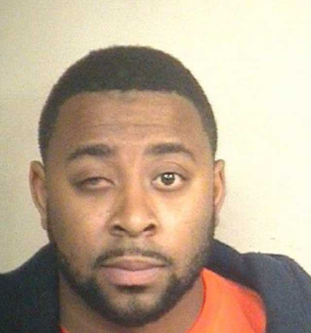 Willis Thomas, 25, is charged with two counts of grand larceny, Jackson police say.