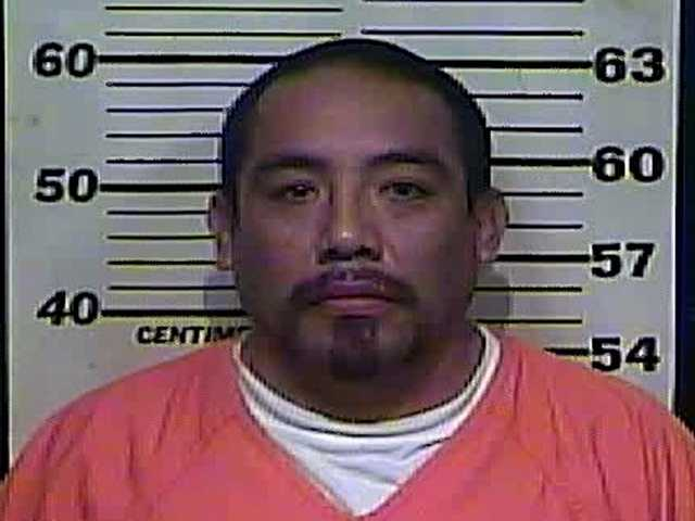 "Marquez Osvaldo ""Alex"" Carmona, 38, of Lucedale, is charged with possession of a controlled substance with intent to distribute, the Mississippi Bureau of Narcotics says."