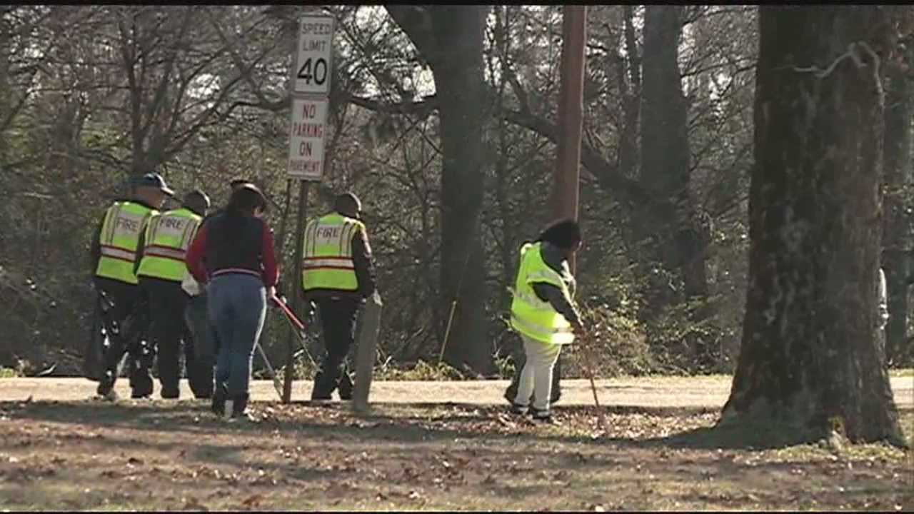 The city of Jackson is a little cleaner tonight thanks to the help of volunteers.