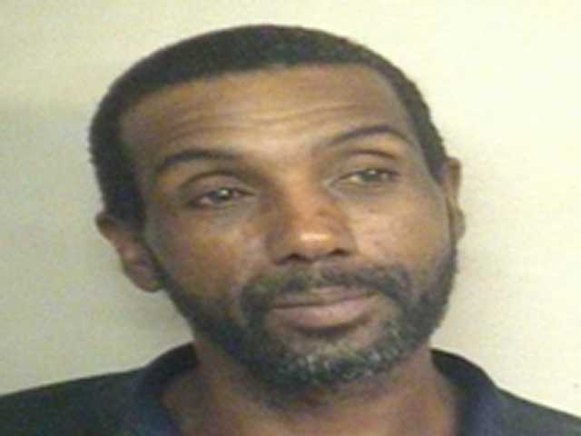 Alarie Spann, 48, is charged with possession of crack cocaine with intent, Jackson police say.